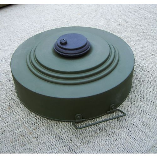 TM-57 RUSSIAN ANTI-TANK LANDMINE - Relics Replica Weapons