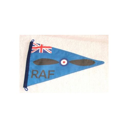 Royal Air Force Propellor Ensign Pennant - Relics Replica Weapons