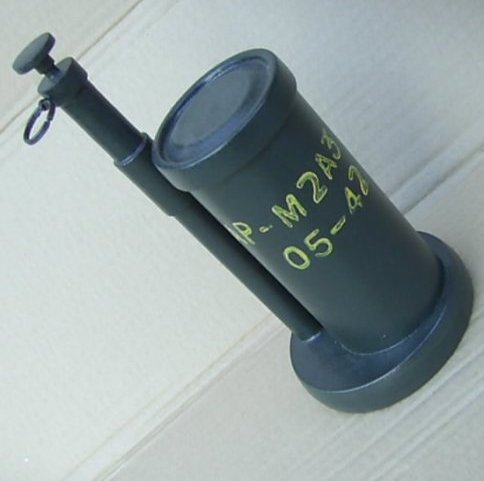 American Bounding Anti Personnel Mine WW2 M2A3 - Relics Replica Weapons