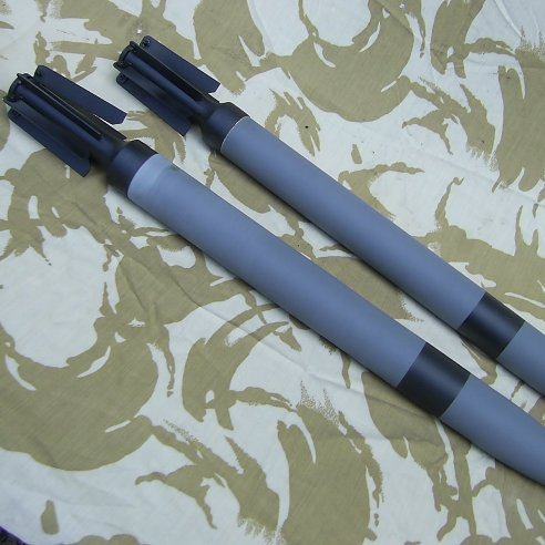 S-5M RUSSIAN ROCKET 57mm WITH FOLDING FINS - Relics Replica Weapons