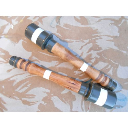 German Potato Masher Smoke Stick Grenade WW2 - Relics