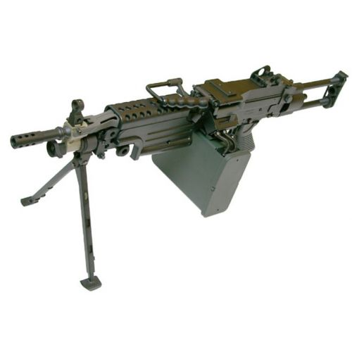Minimi M249 Para Pattern Replica Machine Gun - Relics Replica Weapons