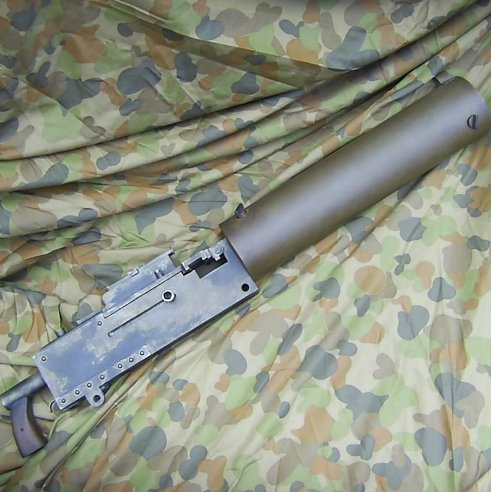 Browning M1917A1 Water Cooled Machine Gun, a Full Size Replica - Relics Replica Weapons