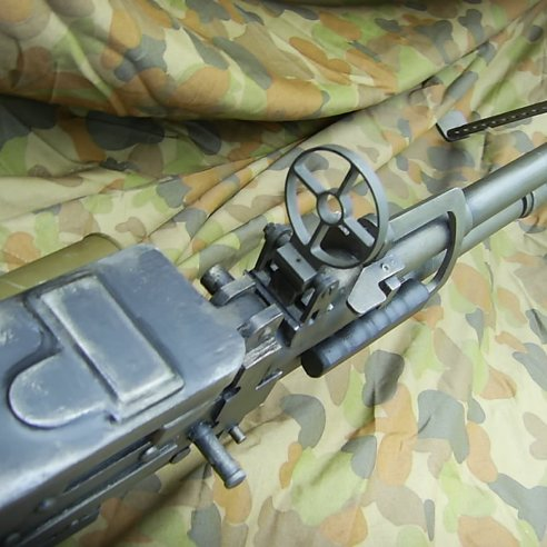 M60D Machine Gun Vietnam Doorgunners pattern - Relics Replica Weapons