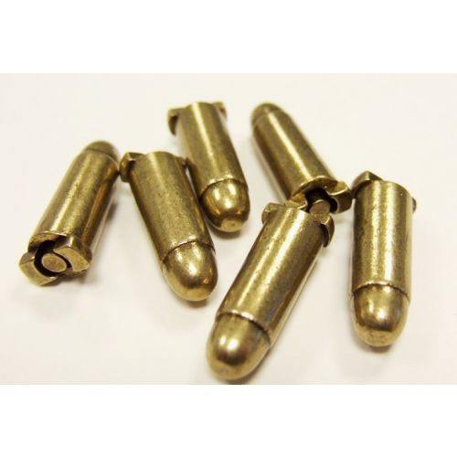 Bullets for Denix Colt Single Sixguns Cap Primer Type - Relics Replica Weapons