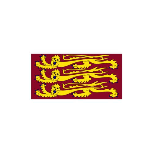 English Richard the Lionheart Flag - Relics Replica Weapons