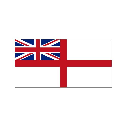 British Naval White Ensign - Relics Replica Weapons